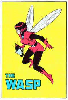 The Wasp - The Superhero Women (1977)
