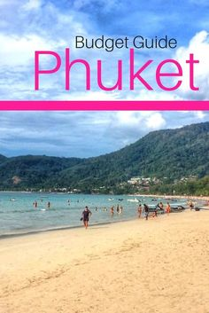 Thailand on a Budget: What you can expect to spend in Phuket Thailand. Prices for everything from food, to transportation, to hotels, to hostels dorm beds, to motor bike rentals. Check out our budget guide for Phuket Thailand.