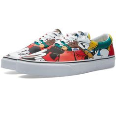 Vans x Disney Era ( 84) ❤ liked on Polyvore featuring shoes c63595248