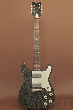 RS Guitar Works[アールエスギターワークス] EW 59 Green Fox Midium|詳細写真