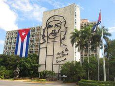 Cuba - Avana- Plaza de la revolucion
