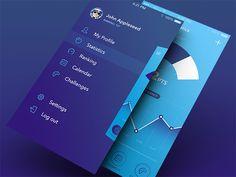 http://bashooka.com/inspiration/brilliant-mobile-navigation-menu-design-concepts/