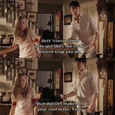 one of the best lines ever | 500 Days of Summer