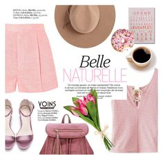 """Belle naturelle"" by punnky on Polyvore featuring STELLA McCARTNEY, Calypso Private Label and Haute Hippie"