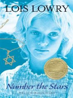 Number the Stars by Lois Lowry#really good book#about the Jews#sad book