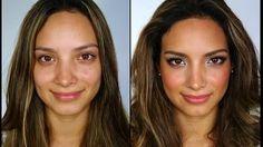 Martin Catalogne - Victoria Secret 2014 Fashion Show Makeup look tutorial