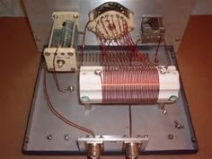 Image result for homemade crystal radio antenna tuner