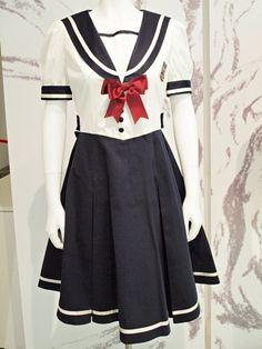 私立手越女子高等学校 公式セーラー服半袖