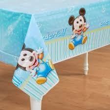 Resultado de imagen para mantel de cumpleaños de bebes