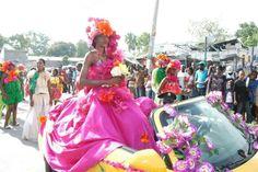 Carnaval des fleurs Haiti 2013