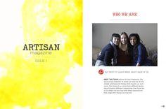 Artisan Magazine
