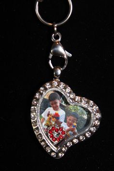 Our Heart's Desire Locket and Charm