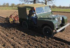 land rover plough - Google Search
