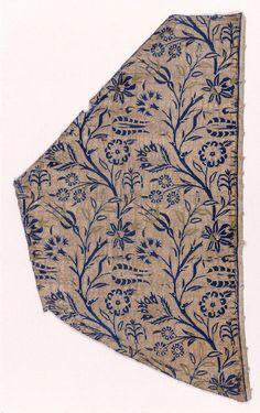 Textile, 1899-10-4, 17th century