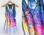 DIY splash dye instead of tie dye. This looks soooo much better, tie dye comes off as so tacky Do It Yourself Mode, Do It Yourself Fashion, Look Fashion, Diy Fashion, Ideias Fashion, Dress Fashion, Vetements Shoes, Ty Dye, Diy Vetement