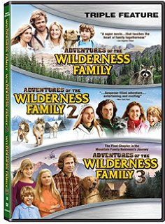 Wilderness Family Trilogy - True story of a family that gives it all up to build a new life in the wilderness.