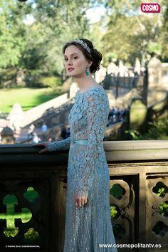 La boda Blair Gossip Girl