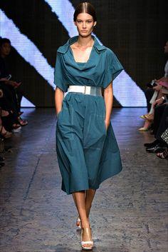 Sfilata Donna Karan New York - Collezioni Primavera Estate 2015 - Vogue