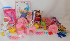BABY BORN mini world °°°°kleines Konvolut