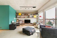 Charmoso apartamento de 63 metros quadrados em São Paulo