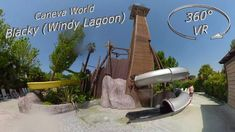 Caneva World Blacky (Windy Lagoon) VR Onride (Music Clip) Music Clips, Music Publishing, Vr, World, The World