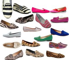 smoking slippers everywhere! which ones do you like the best?