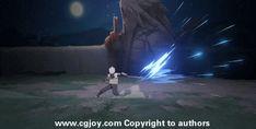 个人作品-游戏特效-CG作品网 - Po...