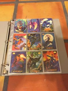 1994 #marvel #masterpieces complete base trading card set holofoil #powerblast mi,  View more on the LINK: 	http://www.zeppy.io/product/gb/2/172278561902/