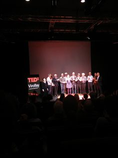 Hashtag #TEDxViroflay sur Twitter