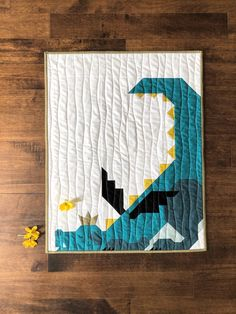 Quilting Projects, Quilting Designs, Sewing Projects, Make A Dragon, Dragon Dreaming, Baby Quilts, Kid Quilts, The Quilt Show, Dragon King