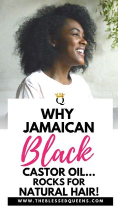 Why Jamaican Black Castor Oil Rocks for Natural Hair What's the hype over this Jamaican black castor oil? Well, sis, this oil can really help boost your hair growth! Have a seat! Natural Hair Regimen, Natural Hair Updo, Natural Hair Care, Natural Hair Styles, Headband Hairstyles, Hairstyles With Bangs, Cool Hairstyles, Night Hairstyles, Hairstyles Videos