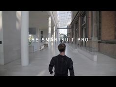 Smartsuit Pro / Presentation video - Rokoko - Intuitive and affordable motion capture Presentation Video, Motion Capture, Digital Trends, Suits, Studio, Sweet, Youtube, Candy, Suit