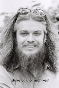 Leon Russell, photograph from Steve Todoroff Archives