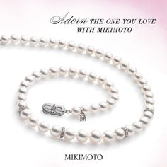 Show your LOVE with Mikimoto Pearl's this Valentine's Day! Big or small CH Premier Jewelers offers you a wide selection of Mikimoto Pearls. ‪#‎Mikimoto‬