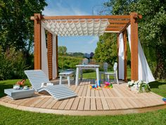 Design Outdoor - Le pergole