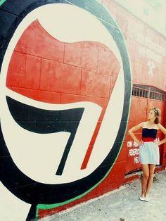 Antifa'ya bakış :)