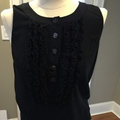 Authentic Chanel Top! In excellent condition. CHANEL Tops Tank Tops