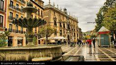 Plaza Nueva, Spain