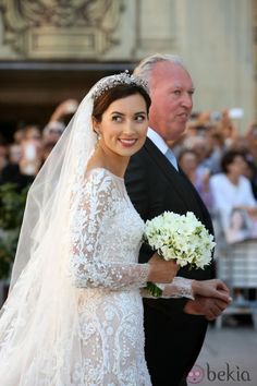 Wedding of Prince Felix of Luxembourg and Claire Lademacher - Religious Ceremony