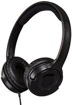 AmazonBasics Lightweight On-Ear Headphones - Black Amazon... https://www.amazon.com/dp/B00NBEWB4U/ref=cm_sw_r_pi_dp_bQvGxbK5AXH99