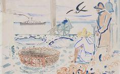 Goeldi, Pescadores (1950)