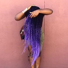 Pin for Later: 16 Colorful Box Braids to Inspire Your Next Protective Hairstyle