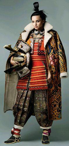 Mulan [nice Miranda Kerr por Mario Testino para Vogue Japão Novembro 2014 [Editorial]]