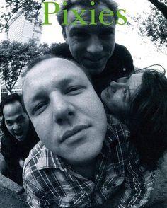 pixies, early 90's   Tumblr