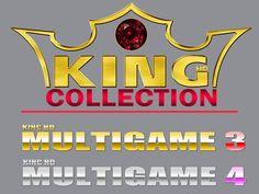 Multijocuri exclusiv cu rezoluție HD: King Collection convoaca utilizatorii la o experienta superioara de joc.