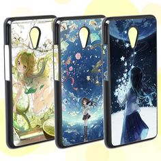 """Find More Phone Bags & Cases Information about Japanese Anime Cute kawaii Girl Lolita painting Hard case For Meizu m3 note / meilan note3 cover 5.5"""",High Quality case cover for samsung,China case guitar Suppliers, Cheap case for samsung galaxy s duos s7562 from ShenZhen MRB store on Aliexpress.com"""