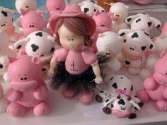 Fazendinha rosa da Roberta! by Rafa Pereira, via Flickr