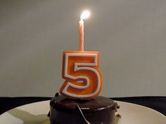 Candle Holder Numbers - Numbers 0 - 9 for Birthday Cake Decoration by muzz64 - Thingiverse