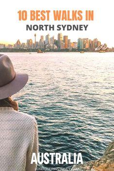 10 Best North Sydney Walks to discover, including Sydney Harbour Walks, hidden secret gardens and much more! Hikes in Sydney Queensland Australia, Western Australia, Travel Photography, Nature Photography, Photography Tips, Sydney Beaches, Visit Sydney, Australia Travel Guide, Travel Advice