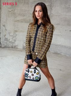 Discover the collection of must-have fashion show handbags that combine Louis Vuitton heritage with Nicolas Ghesquière's experimental attitude.